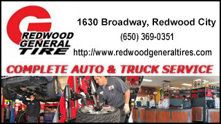 Redwood General Tire